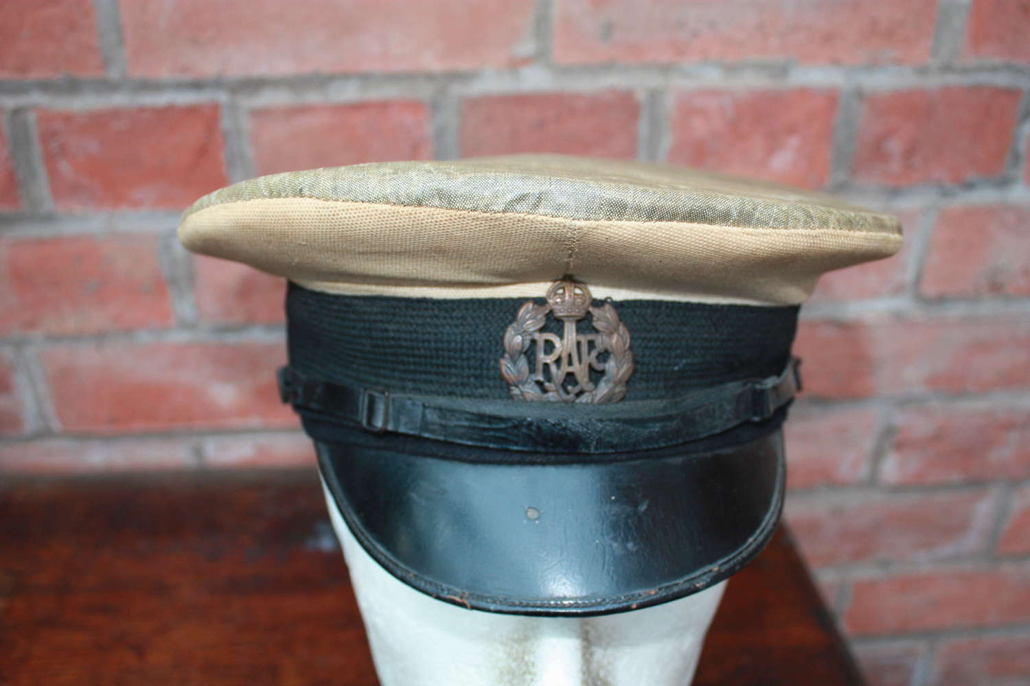 WW1 1918 RAF ex RNAS ROYAL NAVAL AIR SERVICE CAP