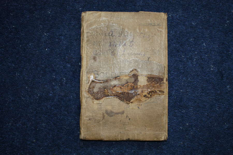 WW1 BRITISH ARMY SOLDIERS SMALL BOOK ARTHUR GRIFFITHS EAST LANCS