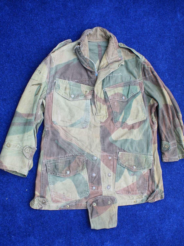 Original 1944 British Army Parachute/Airborne Troops Denison Smock.