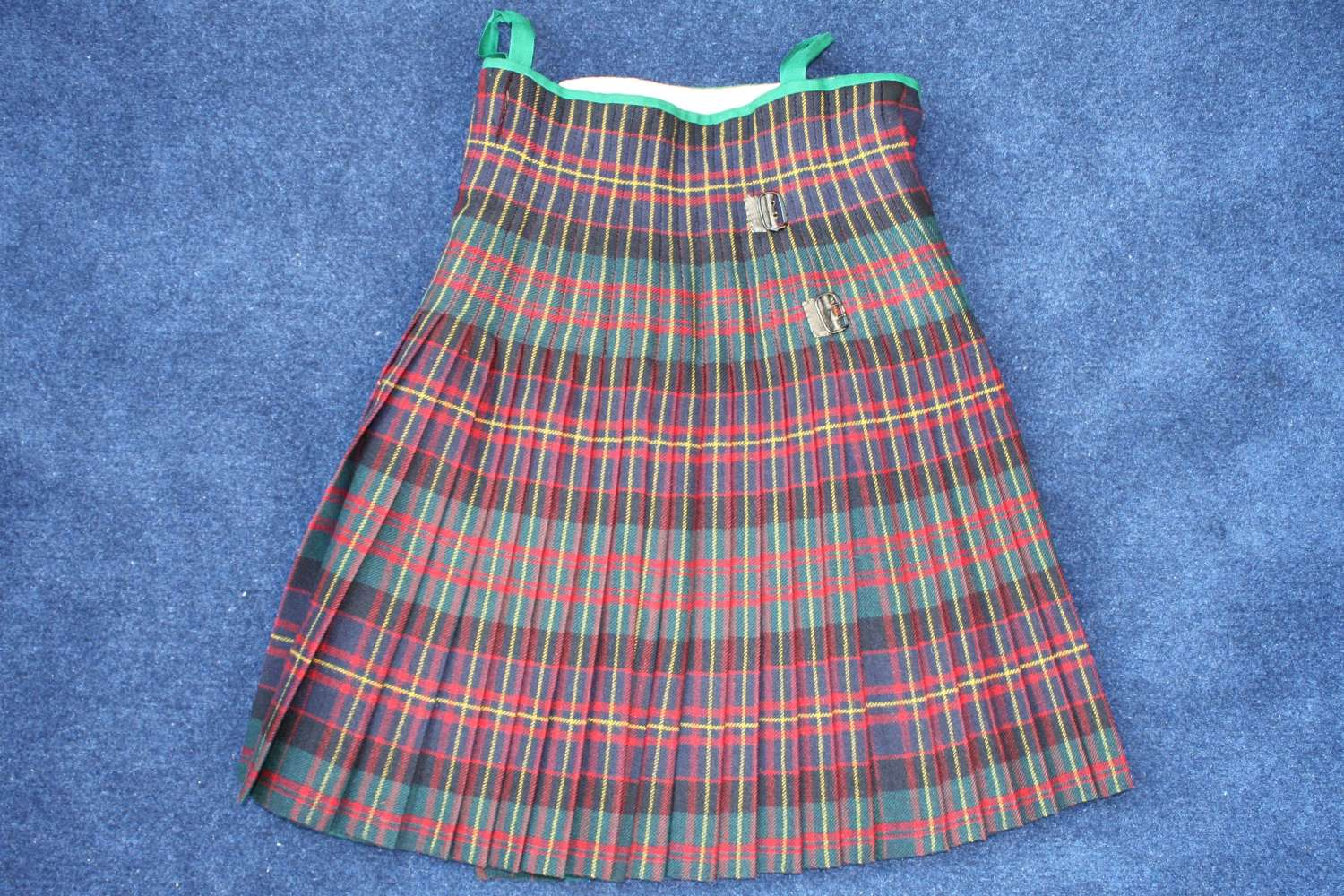WW2 Queen's Own Cameron Highlanders Other Ranks Kilt