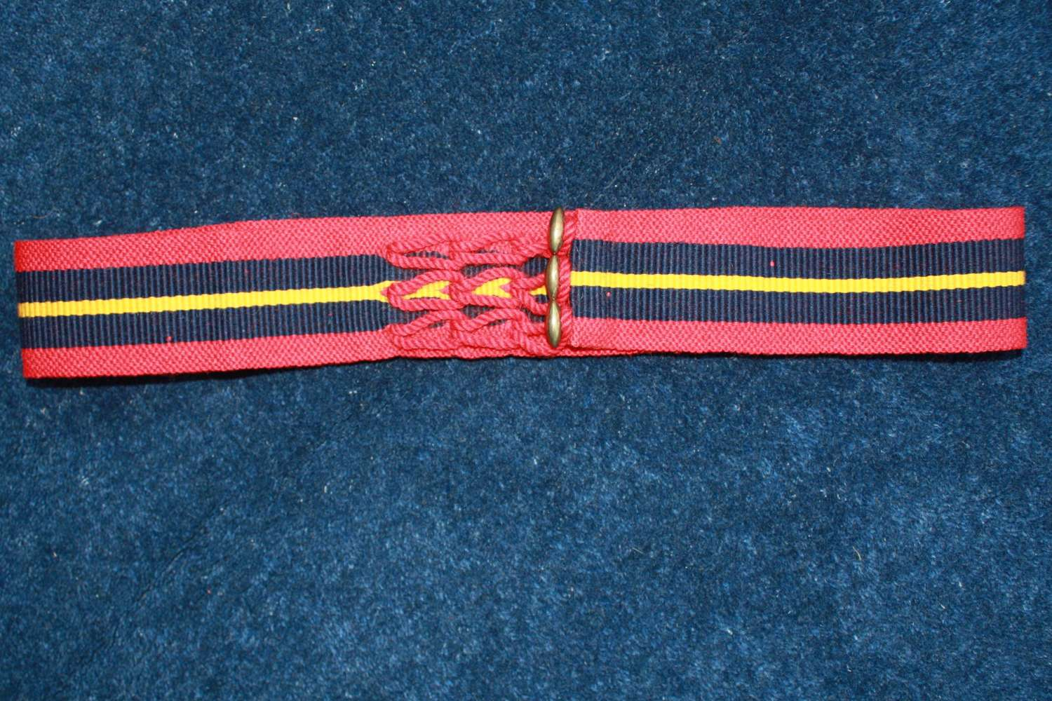 WW1 British Army 1914 dated Gunners 'Stable Belt'.