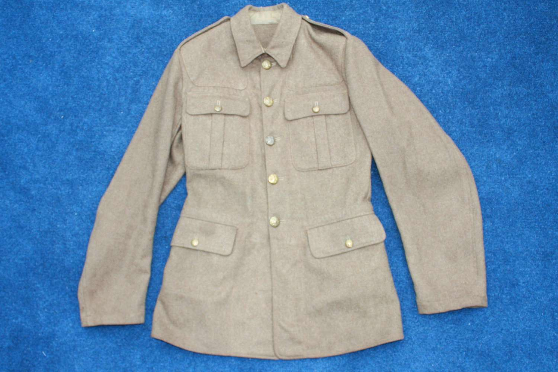 1922 PATTERN BRITISH KHAKI SERVICE DRESS TUNIC
