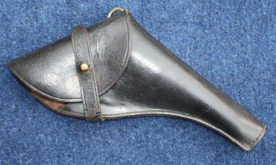 WW1 British Army Officers Leather Webley Pistol Holster