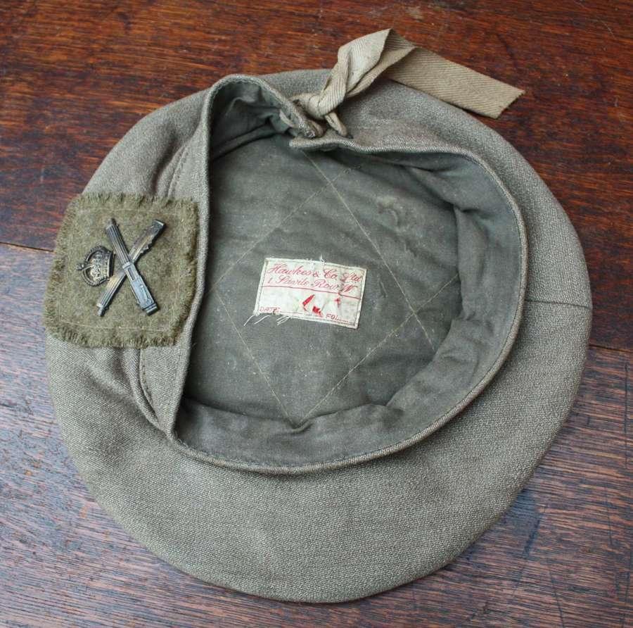 Very Rare WW1 Scottish Officers M.G.C. Tam o Shanter