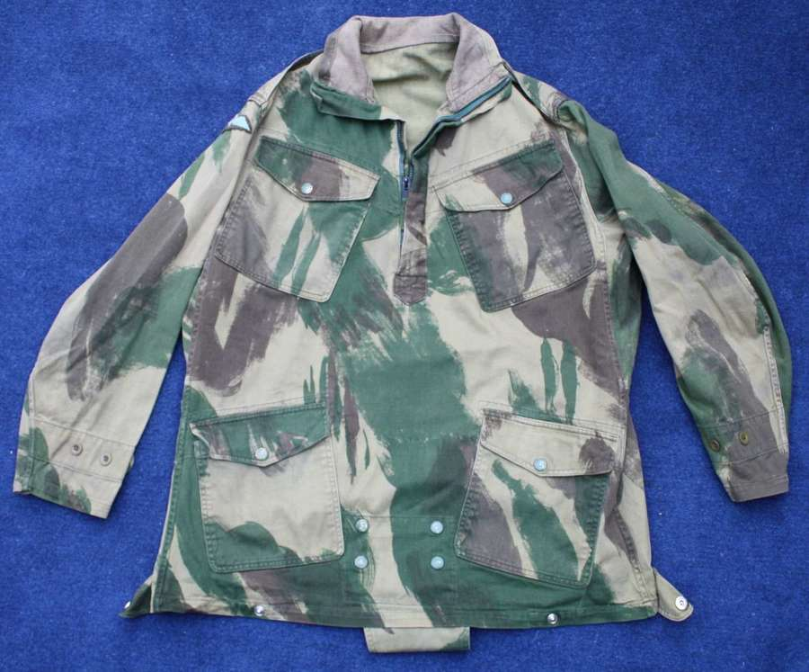 WW2 Pattern Airborne Forces Denison Smock. Post War Example
