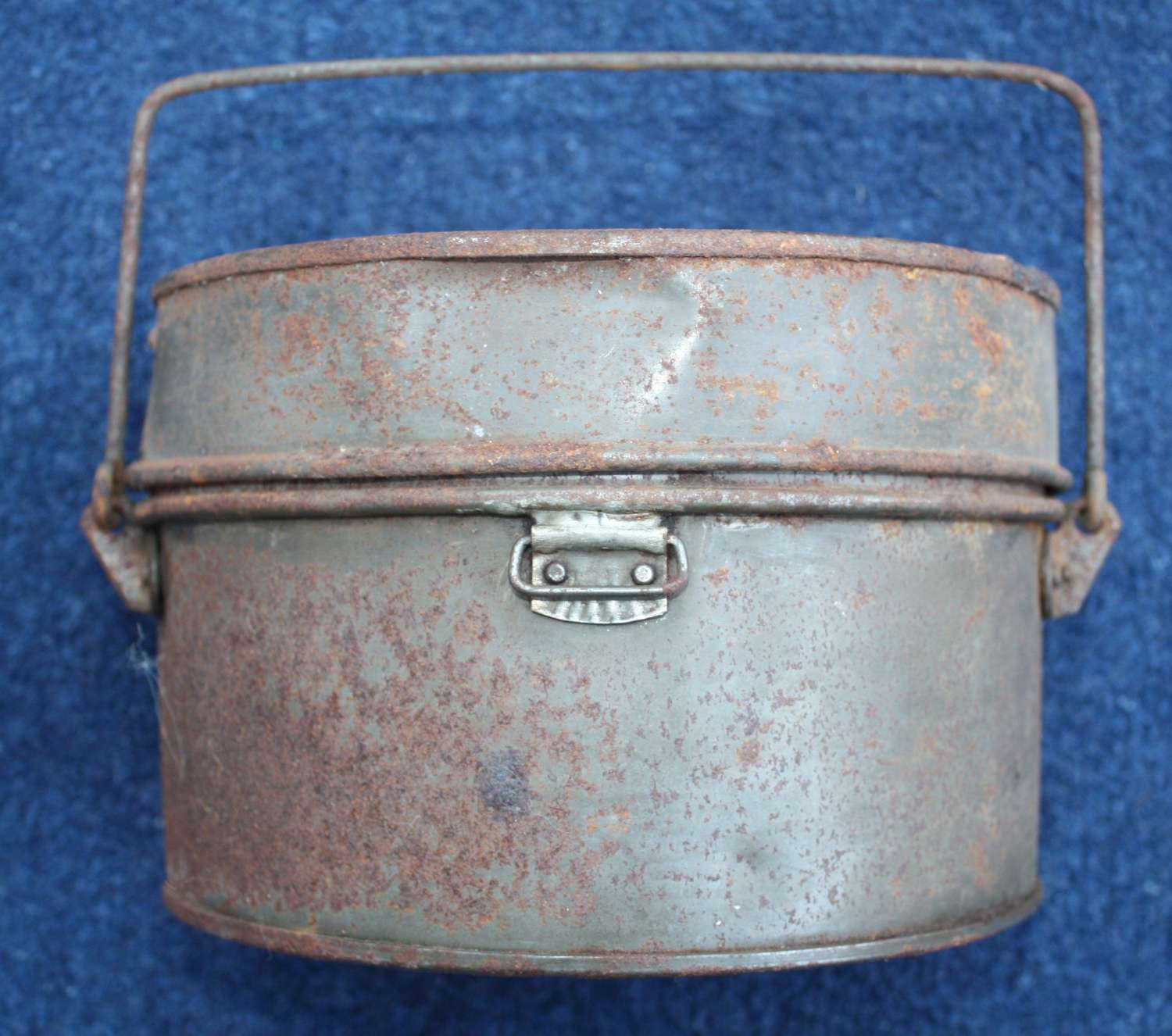 WW1 British Army mess Tins Dated 1917 by Miller.