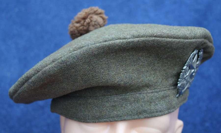 Scottish Rifles (Cameronians) WW1 Officers Scottish Tam' O Shanter