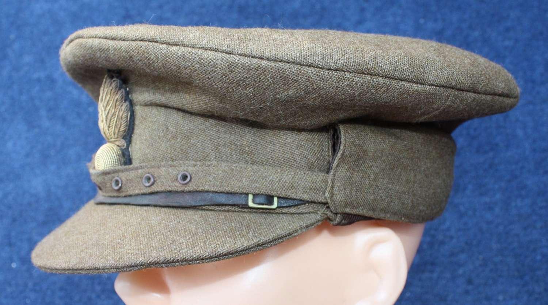 GRENADIER GUARDS WW1 BRITISH ARMY OFFICER'S GOR BLIMEY CAP